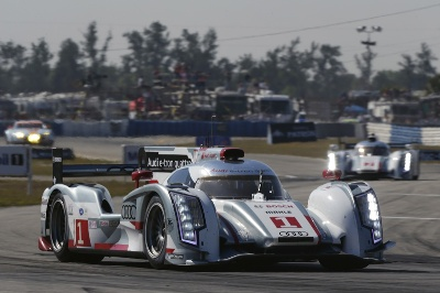 AUDI LAUNCHES TITLE DEFENSE IN THE WEC