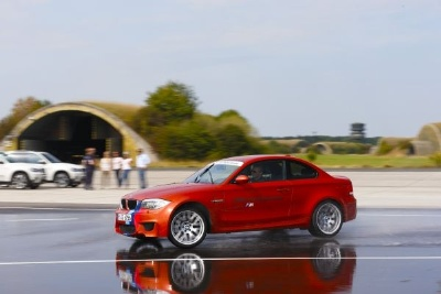 BMW Driving Academy – the BMW Group's new driver training centre