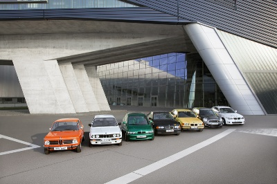 40 YEARS OF ELECTRIC MOBILITY AT THE BMW GROUP. FROM THE BMW 1602 TO THE BMW I3.