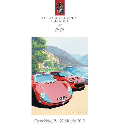 Faces of the future: the concept cars at the Concorso d'Eleganza Villa d'Este 2012
