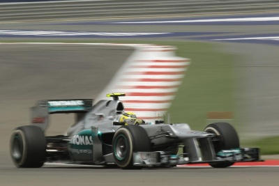 Bahrain Grand Prix: Qualifying