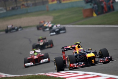 Bahrain Grand Prix Preview : Red Bull Racing