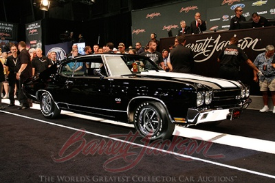 Barrett-Jackson Generates More Than $21 Million In Sales At 11th Annual Palm Beach Auction