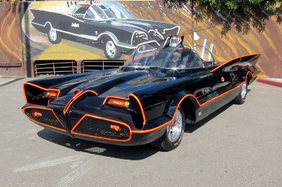 POW! BAM! ZOOM! The Original 1966 TV Batmobile To Cross Auction Block At Barrett-Jackson Scottsdale