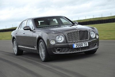 BENTLEY DELIVERS 22% GLOBAL GROWTH IN 2012