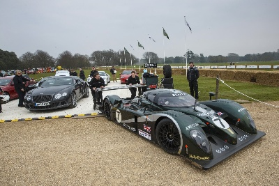 Bentley's Speed Machines Primed For Goodwood's Famous Hill