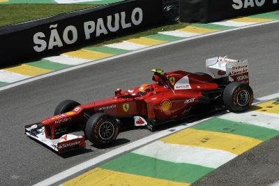 BRAZILIAN GP - THE FINAL FRIDAY OF THE SEASON