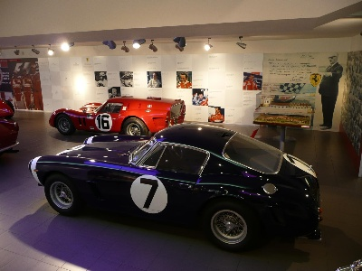 The Breadvan and Stirling Moss's SWB