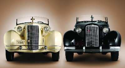 Rare,-Historic-Cadillacs-On-Display-At-Pebble-Beach