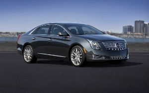 Cadillac XTS Named Connected Car of the Year