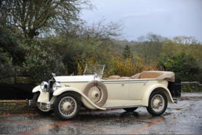 Canadian-built motor car fit for royalty on offer as Bonhams returns to Oxford for annual sale