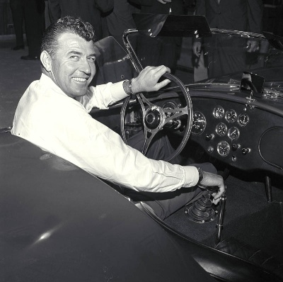 Rolex Monterey Motorsports Reunion to Celebrate the Life of Carroll Shelby