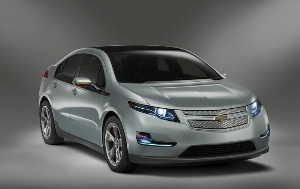 Ampera and Volt voted 'Car of the Year 2012'