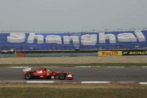 Chinese Grand Prix  Still a long way to go
