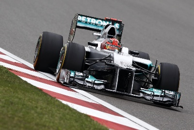 Chinese Grand Prix: Qualifying