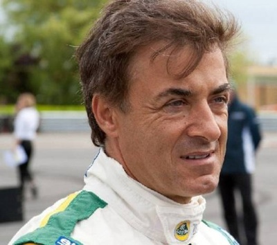 Lotus ambassador Jean Alesi reflects on the Chinese Grand Prix