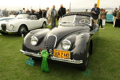 A Piece of Hollywood and Jaguar History