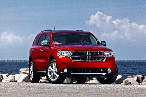 2012 Dodge Durango Receives MotorWeek Drivers' Choice Award at the Chicago Auto Show