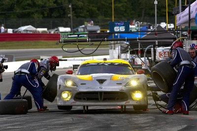 De Retour! Viper Set for Return to 24 Heures du Mans With SRT Motorsports