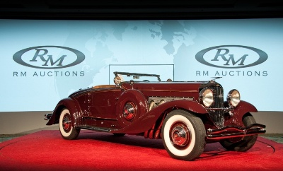Duesenberg Model SJ Sells For $4.51 Million and Records Tumble At RM'S Amelia Island Sale