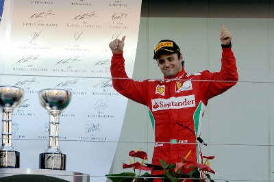 Massa Stays In Ferrari