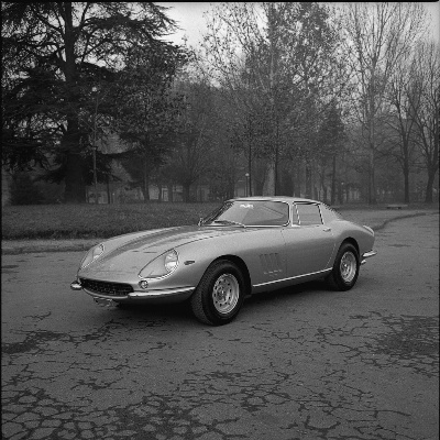 An icon in Maranello: Steve McQueen's 275 GTB4