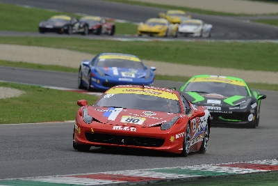 European-Ferrari-Challenge-at-Mugello