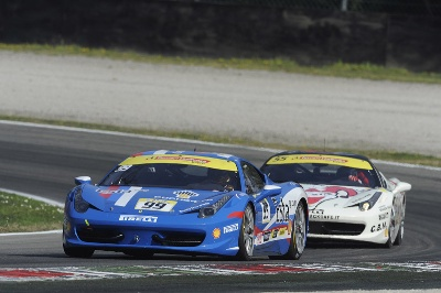 The Ferrari Challenge Europa returns to Mugello