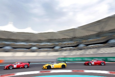 FERRARI DOES IT AGAIN IN THE GULF 12 HOURS