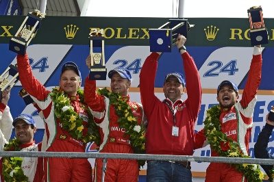 Fisichella,-Bruni-and-Vilander-Winning-the-Le-Mans-24-Hours-is-a-team-effort