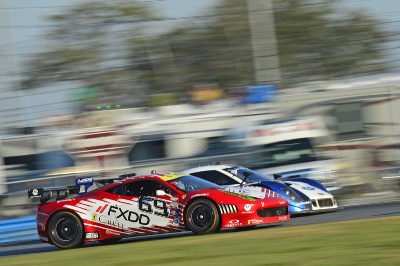 Ferrari-on-the-podium-at-the-Daytona-24-Hours
