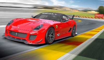 Ferrari: An On-Line Auction For The Families Of The Victims Of The Earthquakes