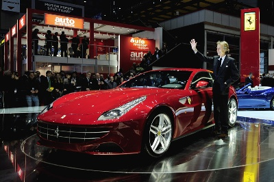 FERRARI-ANNOUNCES-RECORD-RESULTS-FOR-FIRST-NINE-MONTHS-OF-2012
