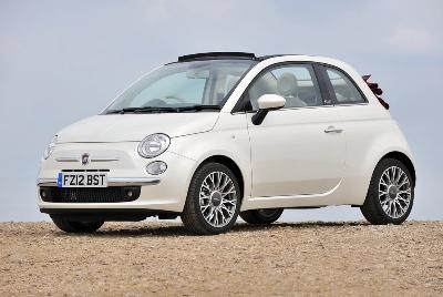 Fiat 500 Hits The 100,000 UK Sales Mark