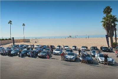 Fisker Karma Owners Converge in Santa Monica