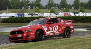 Focus, Mustang Keep Pace In CTSCC Points Battle