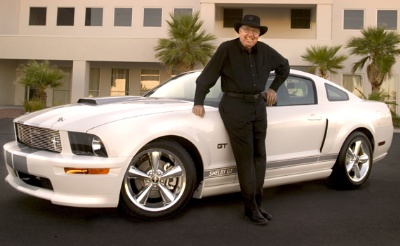 Carroll Shelby, Ford Family for More Than Half a Century