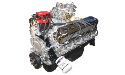 FORD RACING HAS ENTHUSIAST NEEDS COVERED WITH A FULL LINEUP OF CRATE ENGINES AND PERFORMANCE PARTS FOR 2013