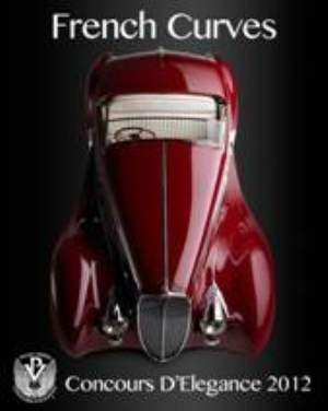 2012 Palos Verdes Concours d'Elegance will feature Classic French Curves