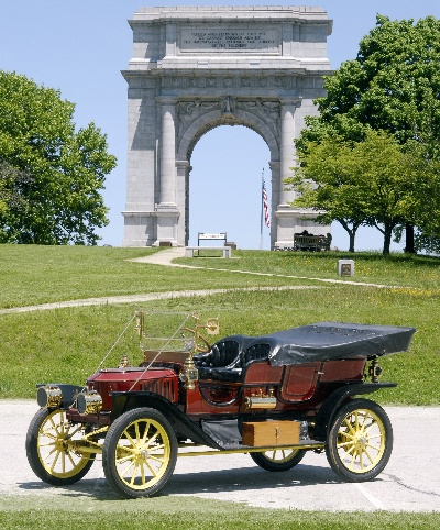 See Vintage Steam Cars at this year's Glenmoor Gathering