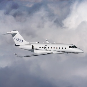 Gulfstream on Board for Gordon McCall's 2012 Motorworks Event!