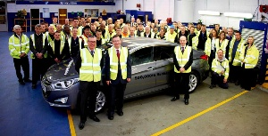 HYUNDAI'S IMPORT CENTRE PROCESSES 500,000TH CAR