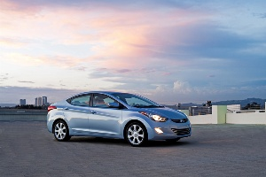 HYUNDAI ELANTRA NAMED BEST CAR UNDER $20,000 BY AOL AUTOS