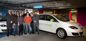 IESE and SEAT join forces to evaluate key factors of electro-mobility in Spain