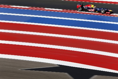 Infiniti and Red Bull Racing: US Grand Prix Qualifying