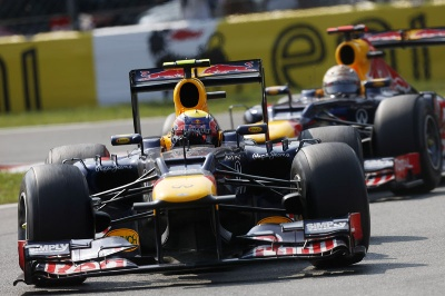 Infiniti and Red Bull Racing At The Italian Grand Prix: 'hugely Disappointing...'