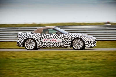 JAGUAR F-TYPE: DYNAMIC DEVELOPMENT MILESTONE