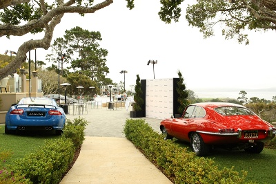 Jaguar-Celebrates-The-Launch-Of-Its-Most-Exclusive-Production-Jaguar,-The-XJL-Ultimate,-At-Private-Event-Hosted-With-Playboy-Magazine