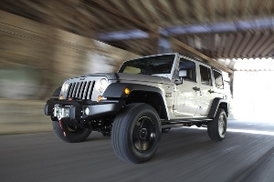 Jeep Vehicles Earn Four More Awards