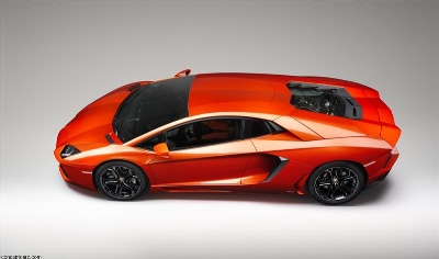 Lamborghini Aventador Heads Stellar Line-up of World Class Performance Cars at this year's Glenmoor Gathering
